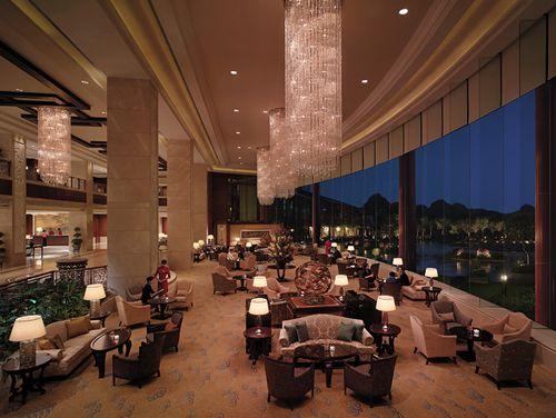 桂林香格里拉大堂酒廊
