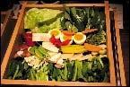 神户牛配菜和牛成品