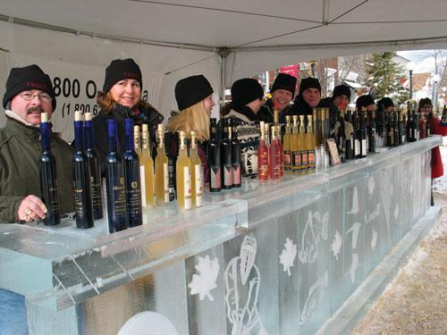 尼亚加拉冰酒节