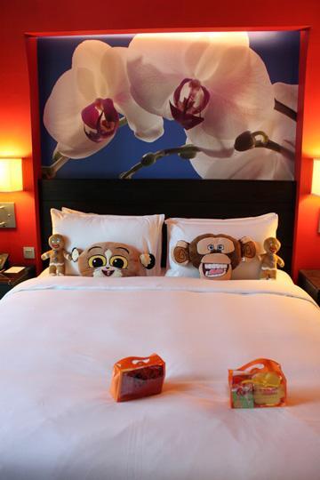 圣淘沙节庆酒店客房