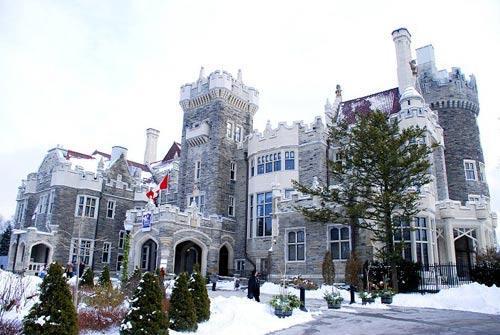 冬色多伦多