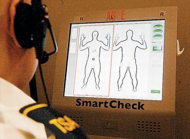 美国机场安检(资料图片)