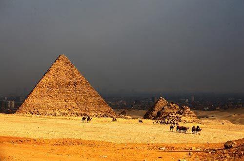 古代金字塔