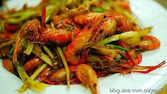 漓江小炒虾
