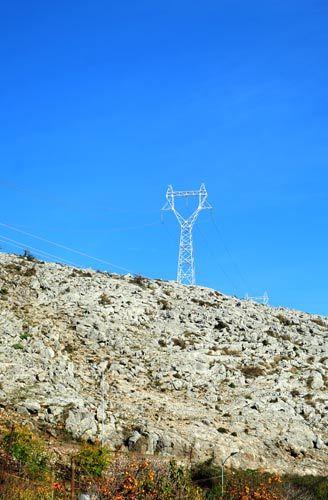 毛泽东水电站仍在为阿尔巴尼亚人民发光发热。