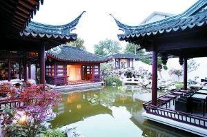 苏州古典园林是居住功能和环境艺术的综合体,可居、可游、可赏。新华社发