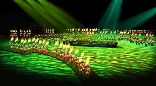 中国兴化第三届千岛菜花旅游节 演绎兴化生态美景