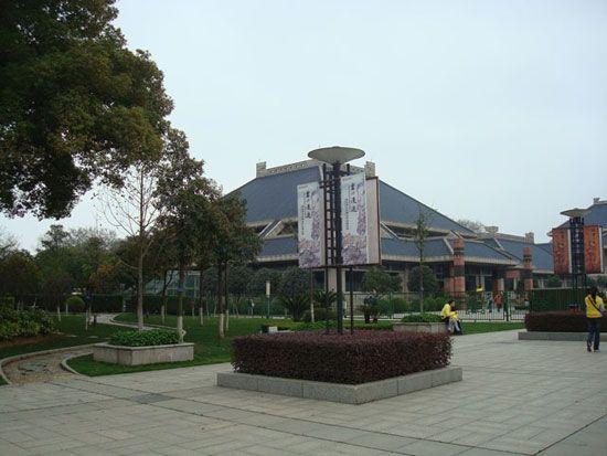 武汉博物馆