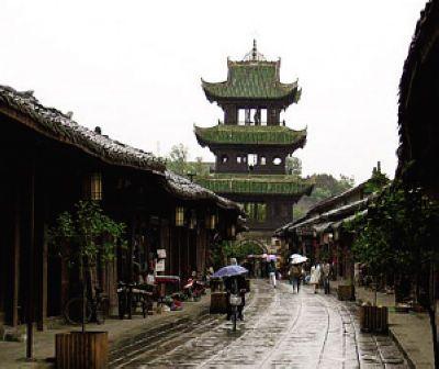 游阆中古镇 品味千年古城神韵(组图)(2)
