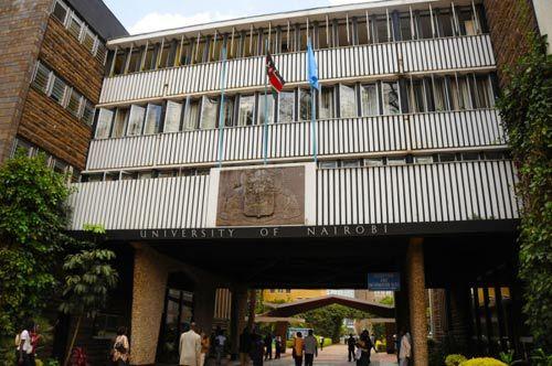 肯尼亚内罗毕大学