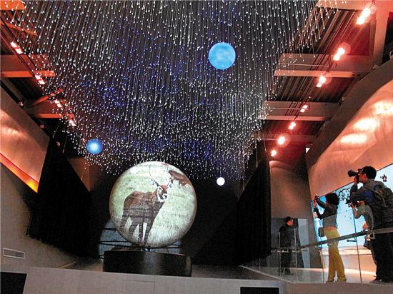 28日开始的西安世园会,又成为西安旅游一亮点。