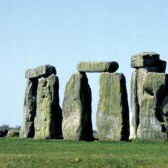 令人叹为观止的英国巨石阵