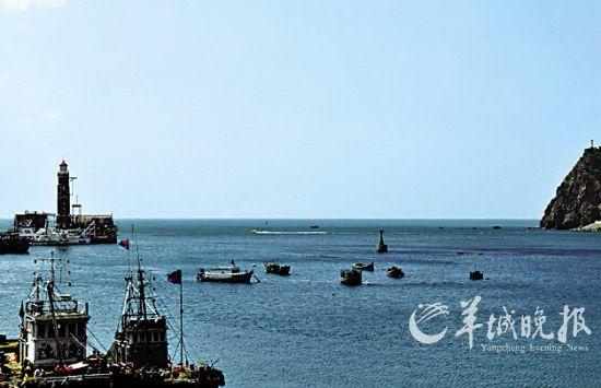 大连老虎滩渔人码头