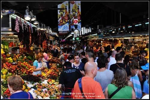精彩菜市场