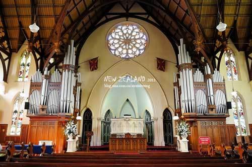新西兰教堂尖屋顶的暇想(4)