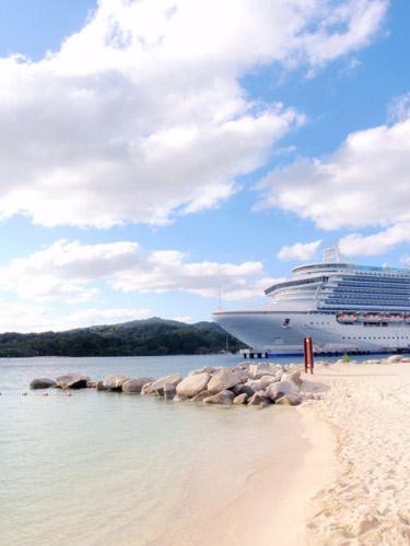 美丽的开曼群岛
