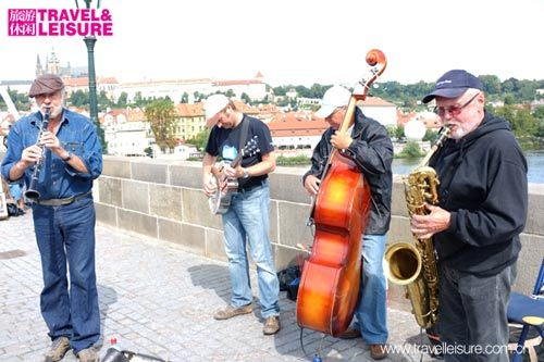 捷克人生活中不可或缺的除了啤酒便是音乐。