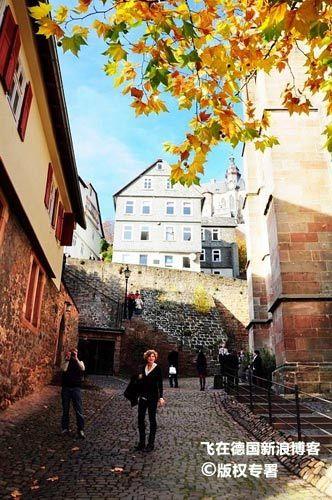 马尔堡位于德国黑森州的中部