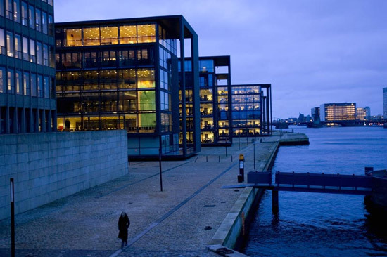 丹麦:温馨的大城小镇