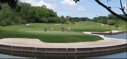 泰国高尔夫之旅