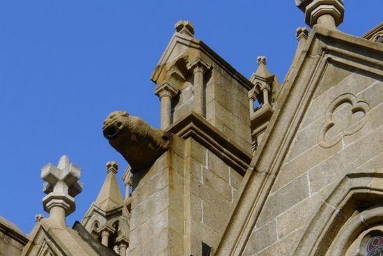 石构哥特式教堂(2)