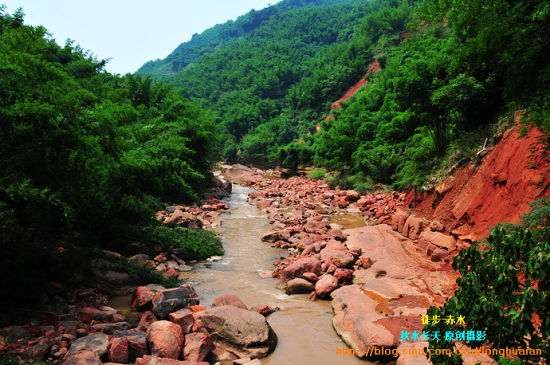 新浪旅游配图:红石野谷 摄影:秋水长天