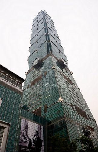 新浪旅游配图:台北101 摄影:the_air