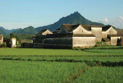 茂林,也是古徽州的一个小镇