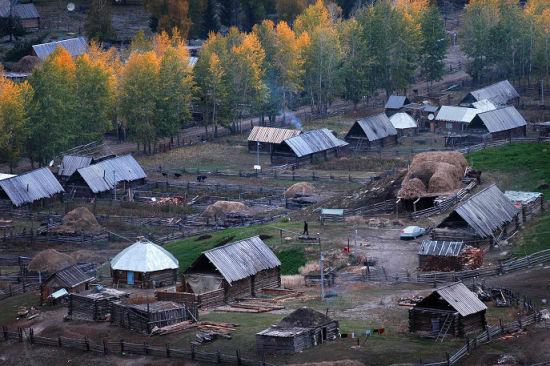 新浪旅游配图:图瓦人的小木屋 摄影:肉头阿咚