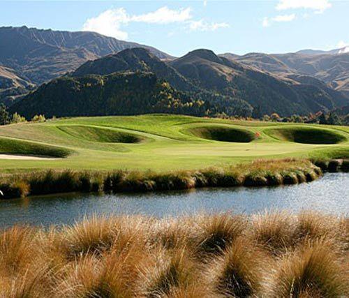 丘峦高尔夫俱乐部