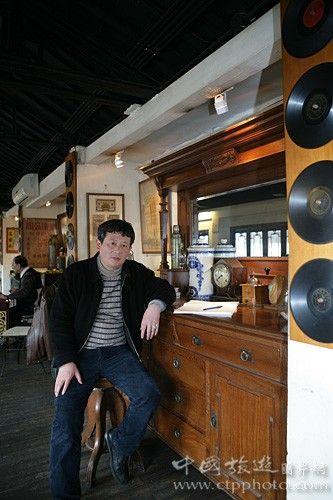 老上海茶馆店