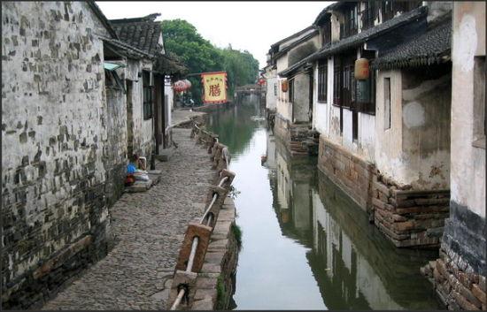 井字形河道