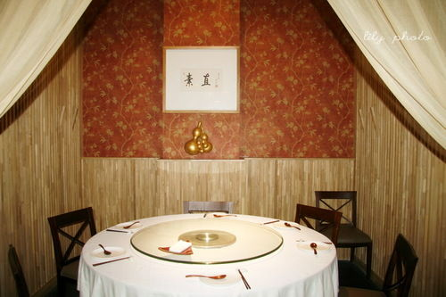 素直餐厅简约的私密空间 来源:刘立