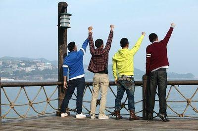 《北京青年》中的四兄弟