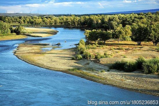 额尔齐斯河