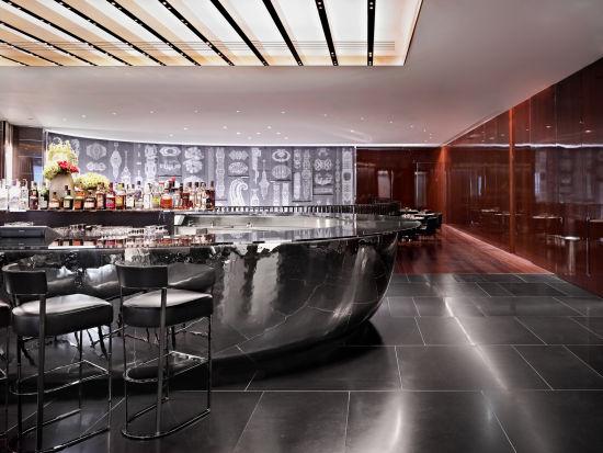 伦敦宝格丽酒店酒吧