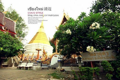 随处可见的寺庙