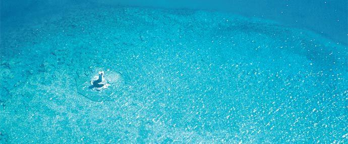 西沙群岛:流动的蔚蓝绸缎(组图)