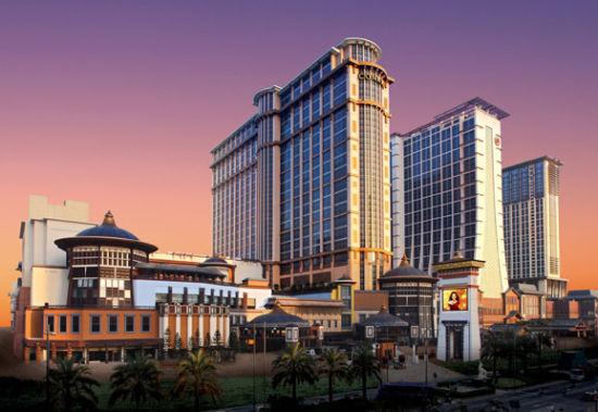 全球最大喜来登酒店开幕 入驻澳门金沙城
