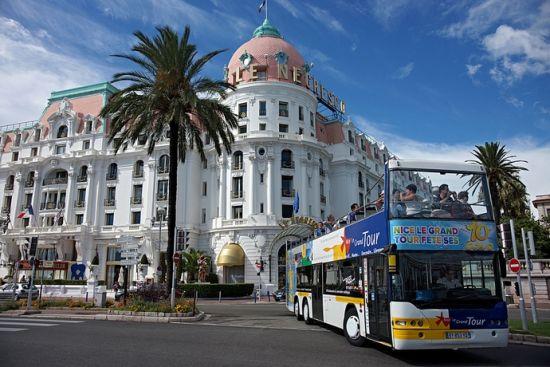 法国尼斯Le Negresco酒店