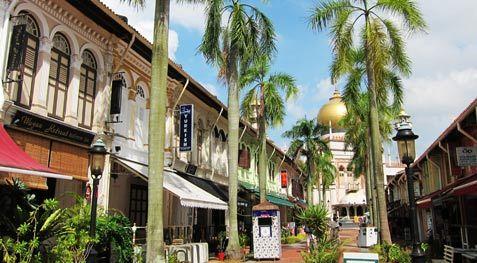 去新加坡旅游