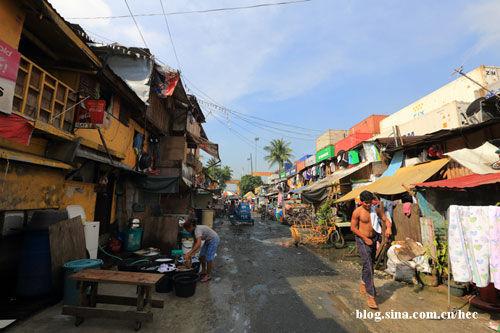 菲律宾恐怖卖肾街巴塞科人的悲剧人生(图)