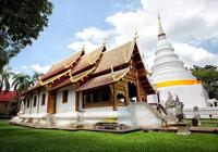 泰国 曼谷清迈7日双城记