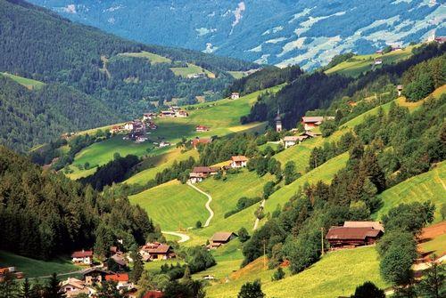 多洛米蒂山区