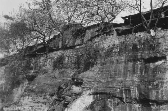 东水门城门、城墙