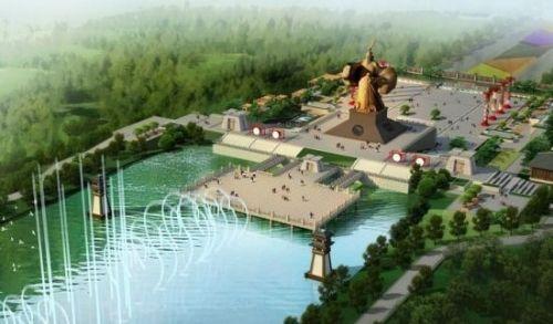 西安汉城湖