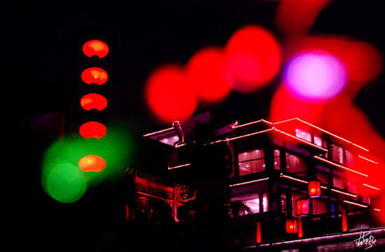 烛影摇红、笙歌曼舞