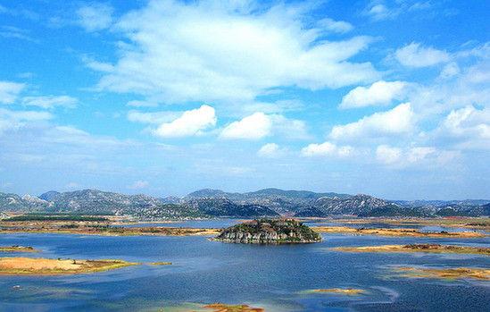 曲靖海峰湿地景色