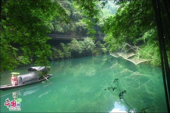 三峡人家风景秀美