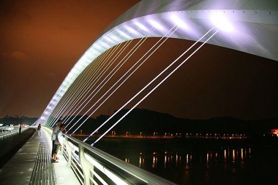 LED彩灯 图片来源:阿龙妈妈 新浪博客